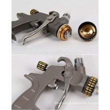 Novo modelo Mini pistola de pulverização HVLP H777P Top qualidade pistola de pintura do carro