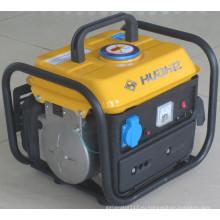 Портативный бензиновый генератор HH950-B01 с рамкой