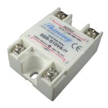 SSR-S10VA-H Mejor relé de conmutación de potencia controlado por tensión de 10A