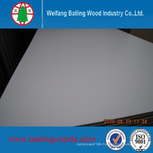 18mm Competitive Price Melamine Laminated MDF Use for Furniture