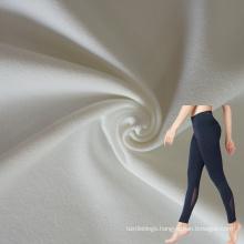 fabric factory cotton feel nylon 66 lycra supplex fabric for sportswear