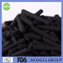 Enorme superficie de carbón activado impregnado en la fábrica de China