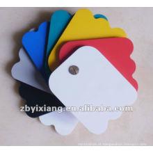 Polietileno clorado para PVC modificador de impacto - resina