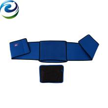 La réadaptation réutilisent l'enveloppe chaude chaude arrière post-chirurgie orthopédique pour le dos adulte