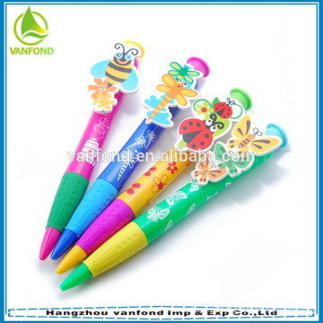 Forma de animal promocional chique caneta