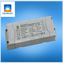 Certificación ETL de 12W TRIAC dimmable led driver