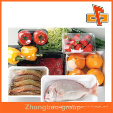 PE Stretch Wrap Food Packaging Film Rolls With Various Thickness