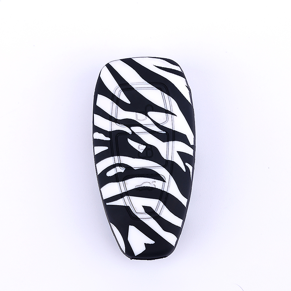 Silicone Car Key Case 3 Buttons