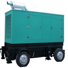 20kw Mobile Type Trailer Diesel Generator Set