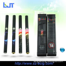 Mini Disposable E-Hookah with Ring Light Button up to 600puffs (E-hookah with button)
