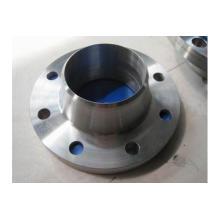 A182 F11 / F12 Brida de RF de cuello de soldadura de acero al carbono Bridas