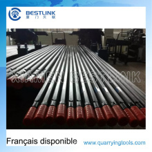 T38 T45 T51 Speed Extension Rods for Hole Drilling