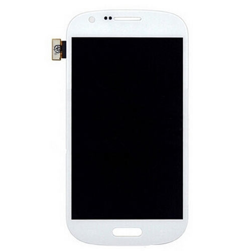 i8730 screen white