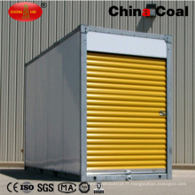 Chambre de stockage de garage de conteneur d'expédition mobile préfabriquée modifiée moderne de 40FT