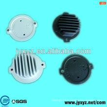 Shenzhen oem aluminium conduit des pièces de lumière de bougie