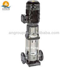 Pompe verticale à plusieurs étages en acier inoxydable avec bonne après-vente