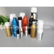 Alumínio cosméticos embalagem garrafa de azeite (PPC-AEOB-010)