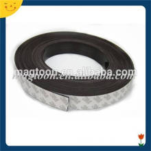 Adhesive permanent rubber magnetic tape