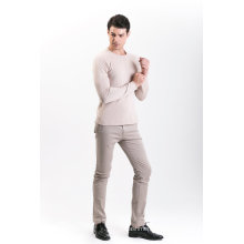 Men′s Fashion Cashmere Blend Sweater 18brssm001