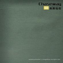 Tissu Coton et T400 Spandex Pique