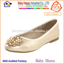 China Manufacturer low price stylish girls diamond shoes