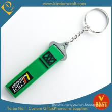 Fashion Design Rubber Soft PVC Key Chain for Promotion