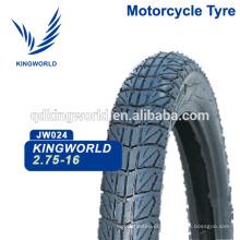 Venda por atacado anti-punctura pneu de motocicleta 2.75-16