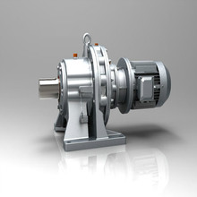 Cycloidal Gear Reducer Gearmotor untuk Chain Conveyor