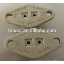 Hot selling Steatite electrical ceramic insulator