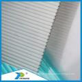 Folha oco para construção de proteção UV proteção 10 anos