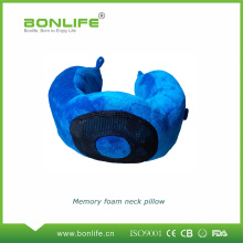 Neck U Shaped Massage Pillow for Travelling