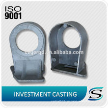 fundición de inversión de bastidores de acero al carbono