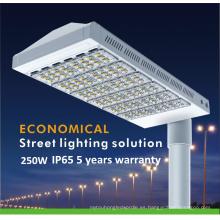 5 años de garantía luz de calle de 250W IP65 LED (QH-LD6C-250W)
