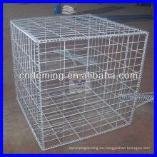DM ISO calidad soldada Gabion cesta con mejor precio