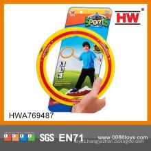 Hot Sale Kids Outdoor Set O Model Plastic Frisbee Fan Toy With EN71/ASTM-F963