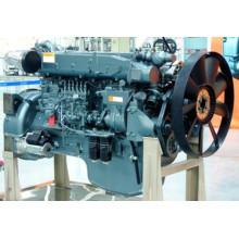 Motor do Euro II 336HP do caminhão de Sinotruk HOWO