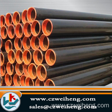 Seamless Steel Tube, Fluid Conveying Pipe