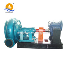 wear resisting river dredging pump marine sand and gravel pump