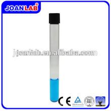 JOAN Lab Hot Sale Boro3.3 Glass Loboratory Test Tube with Screw Cap
