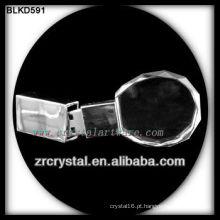 disco flash USB em branco para gravação a laser