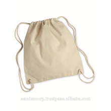 sacs fourre-tout en coton uni