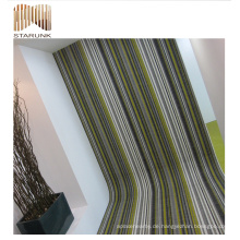 Schimmelbeweis Beton PVC gewebte Bodenfliese mit hoher Qualität