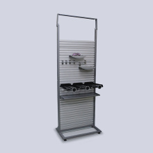 Custom Size Retail Metal Frame Displaycase