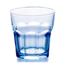Copo de vidro colorido de 200ml