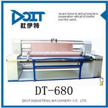 Calças da máquina de enrolamento da inspeção do rolamento de pano de DOIT DT-680 que fazem a máquina