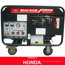 Générateur de soudure à cadre ouvert fiable avec roues (BHW300E)