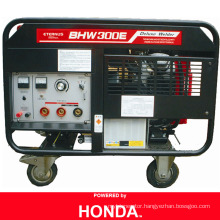 Reliable Open Frame Welding Generator with Wheels (BHW300E)