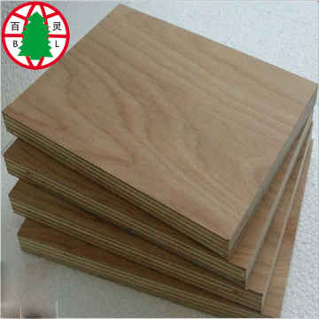 Veneer Laminated Commercial ไม้อัด