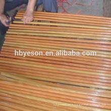 Poignée en bois en bois pvc en bois
