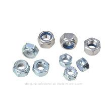 Nuez de cerradura de nylon de alta calidad (CZ002)